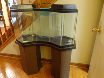 Double Hex Barbell Aquarium